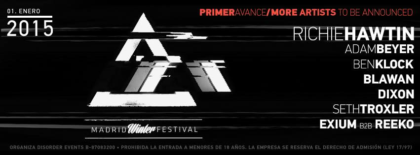 madrid winter festival